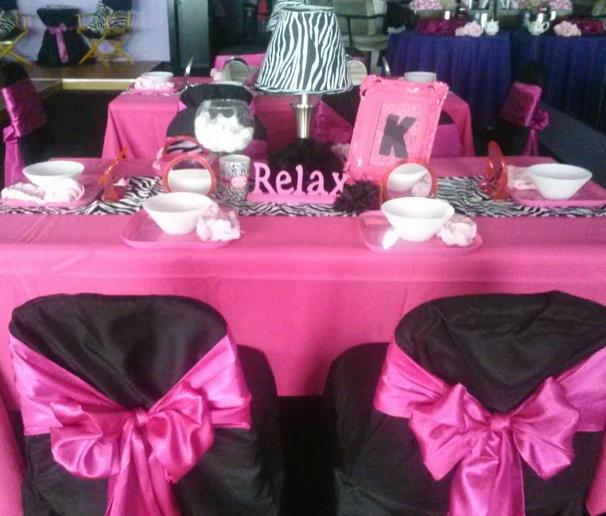 girly spa party spa party for girls detroit michigan